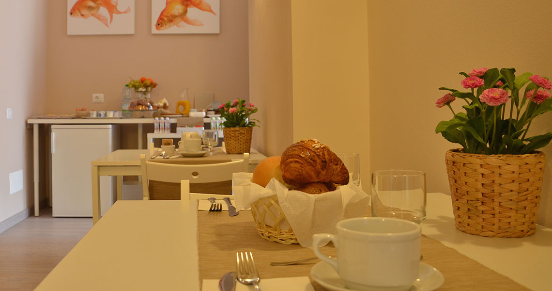 Bed Breakfast Room Italy Bergamo